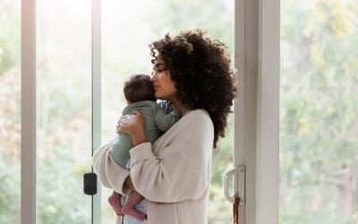 Co-Regulation | wie sich dein Baby beruhigen kann